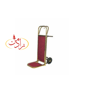 ترولی چمدان بر دوچرخ هتلی از جمله موارد پر مصرف در هتل ها است.