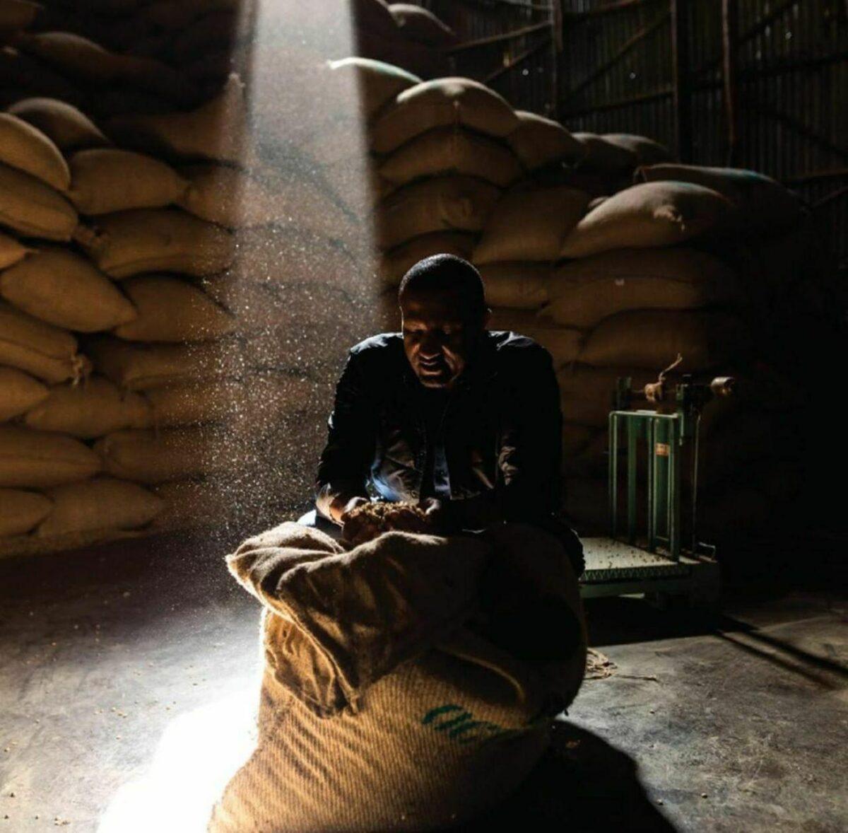 رست صنعتی قهوه