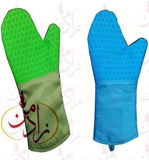 دستکش نسوز:هیچ کسی دوست ندارد دست هایش دچار آسیب دیدگی شود و سوختگی بشود و برای جلوگیری از این کار باید از دستکش های مخصوص اینکار استفاده کنید که این دستکش ها عایق به حرارت است.