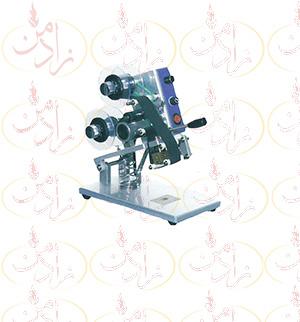 تاریخ زن این دستگاه در واحد های بسته بندی دستی (غیر اتوماتیک) به صورت رومیزی قابل استفاده می باشد.