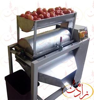 دستگاه آبگیری چند کاره: این دستگاه از خانواده تمام استیل است و تمام نیاز های تولیدی های آبگیری فروشگاهی را تامین می کند.