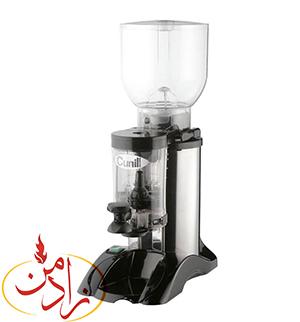 آسیاب قهوه کونیل مدل مارفیل : آسیاب قهوه کونیل یکی از بهترین انواع آسیاب در بازار می باشد. هوپر یا مخزن این دستگاه از متریال پلی استر نشکن و غیر قابل تغییر شکل ساخته شده است.
