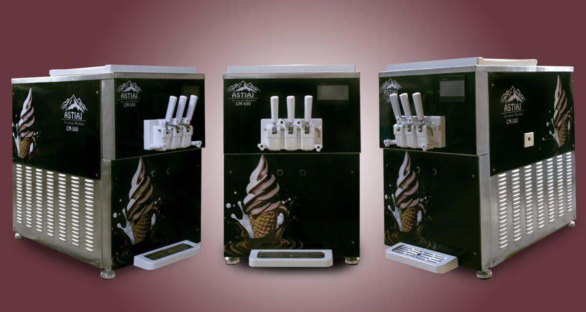 بستنی ساز رومیزی