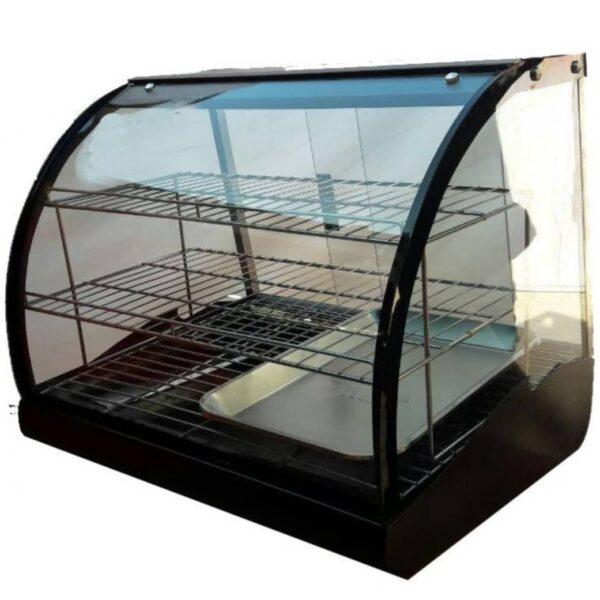 گرمخانه رومیزی یک سینی گرمکن رومیزی دیسپلی وارمر